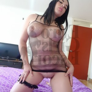 Marie-estelle nuru massage in Selma Texas