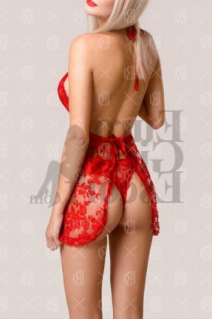 Gracielle escort girl, happy ending massage