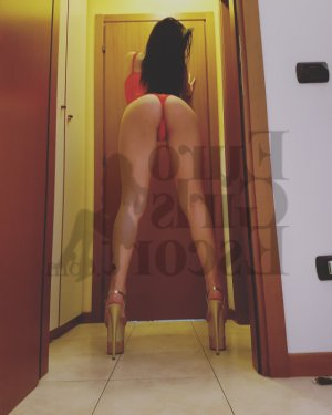 Anne-thérèse happy ending massage in Rodeo and escort