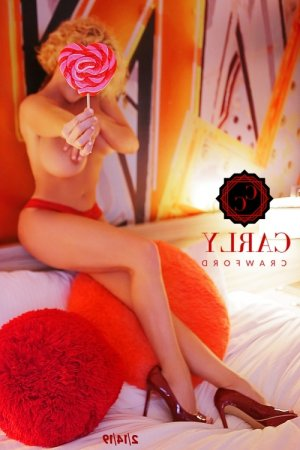 Jouliana escort girls in Fort Smith AR & thai massage